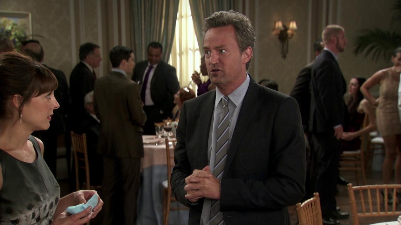 The Odd Couple: The Wedding Deception