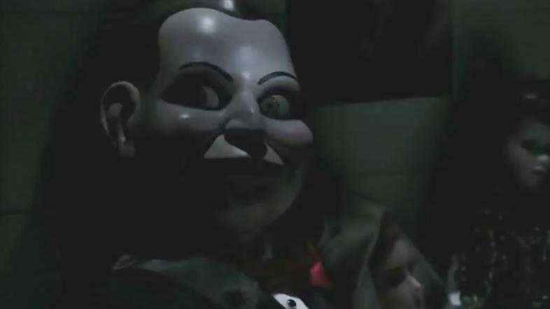 Dead Silence (Trailer 1)