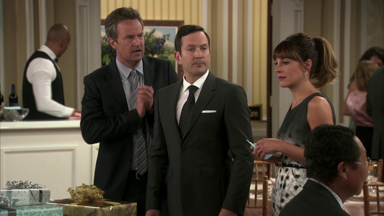 The Odd Couple: Where's Your Gift