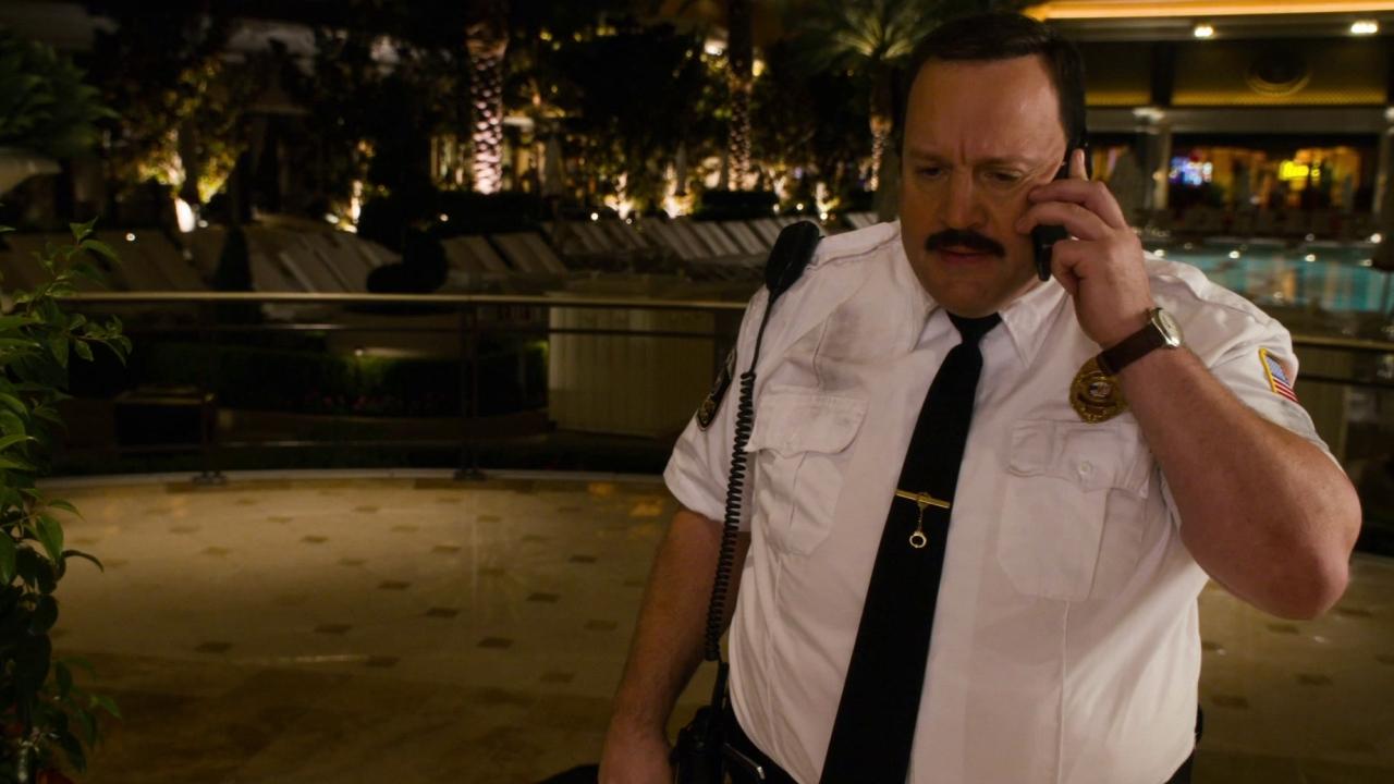 Paul Blart: Mall Cop 2: Taser