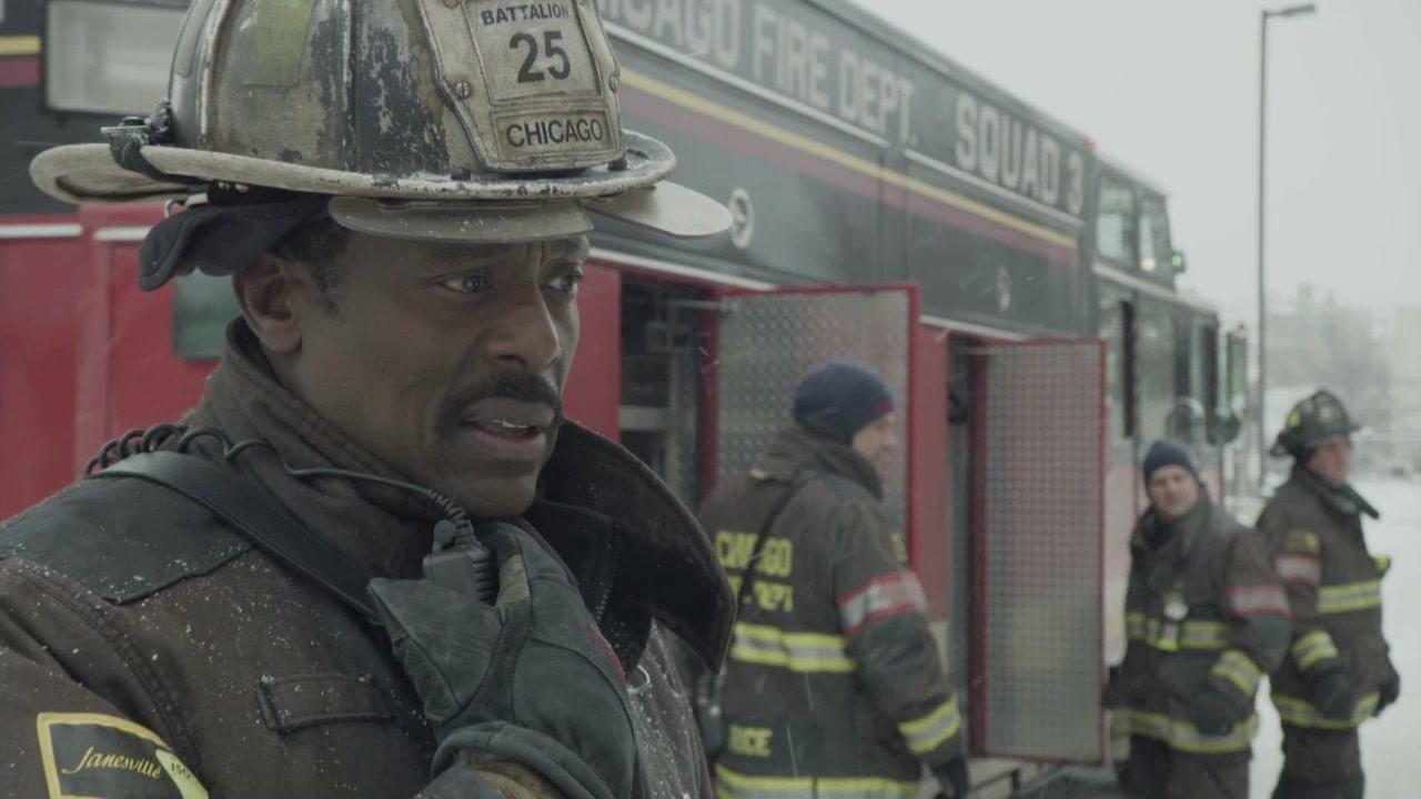 Chicago Fire: Lock It Down