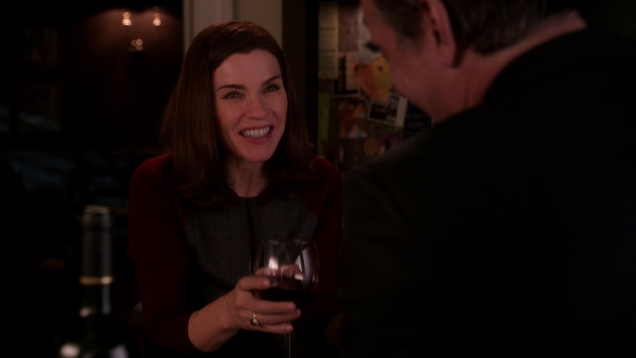 The Good Wife: Let's Talk