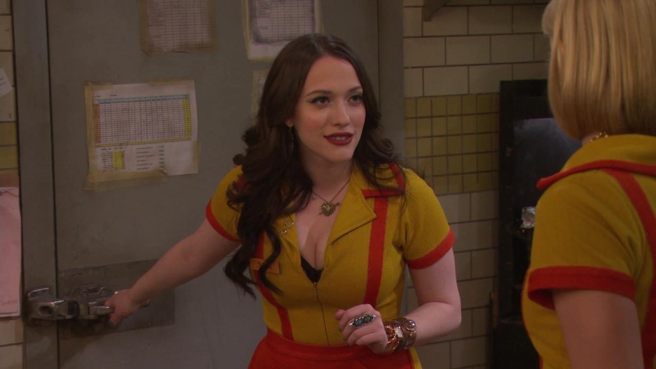 2 Broke Girls: And The High Hook-Up