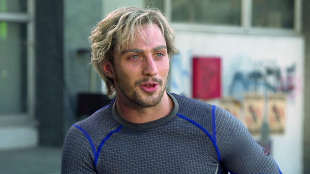 Avengers: Age Of Ultron: Aaron Taylor-Johnson On Joining The Cast