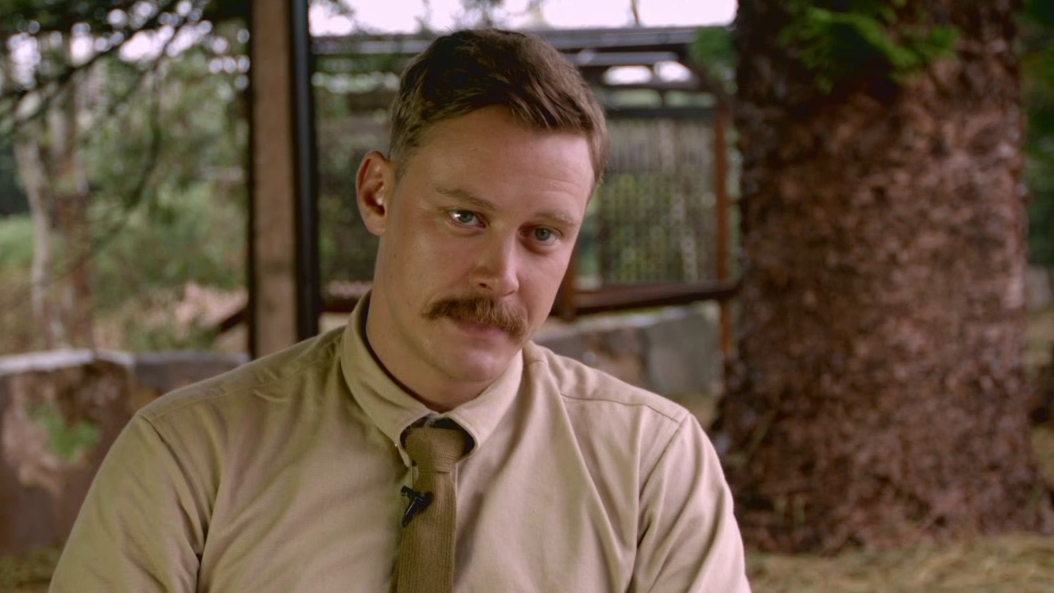 The Water Diviner: Michael Dorman On The Script And Working With Russell Crowe