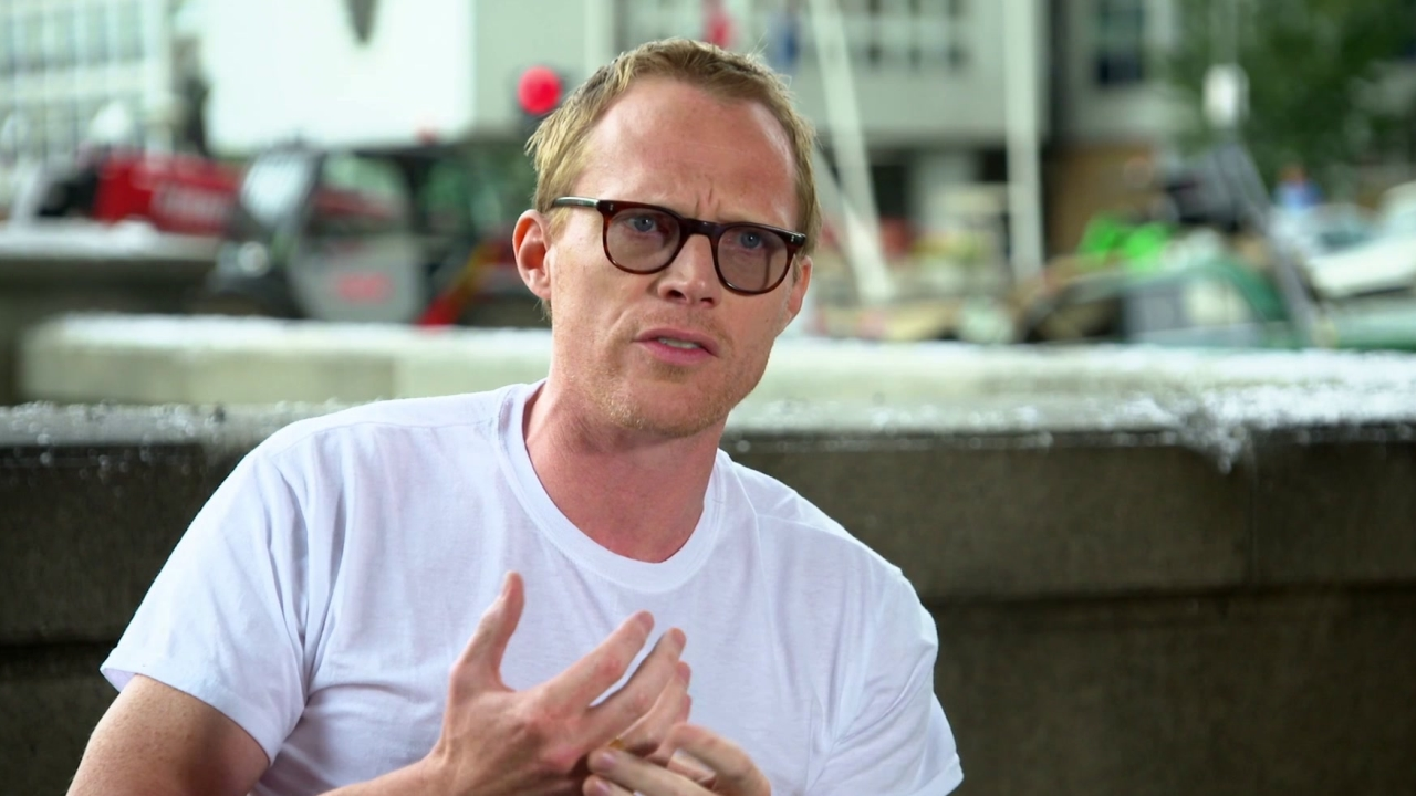 Avengers: Age Of Ultron: Paul Bettany On Joining The Cast As Vision