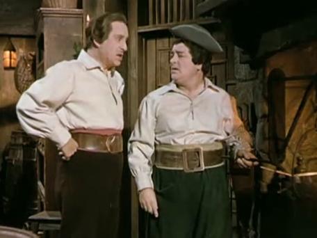 Abbott And Costello Meet Captain Kidd: I'll Wait On Captain Kidd