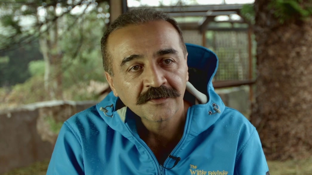The Water Diviner: Yilmaz Erdogan On First Hearing From Russell Crowe