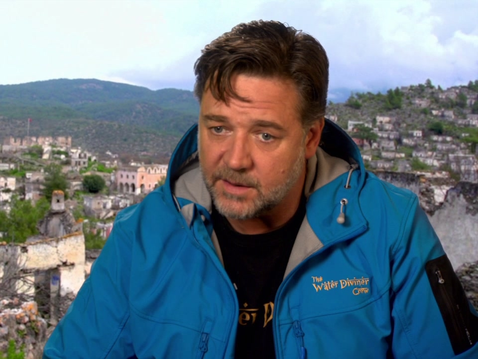 The Water Diviner: Russell Crowe On The Decision To Direct This