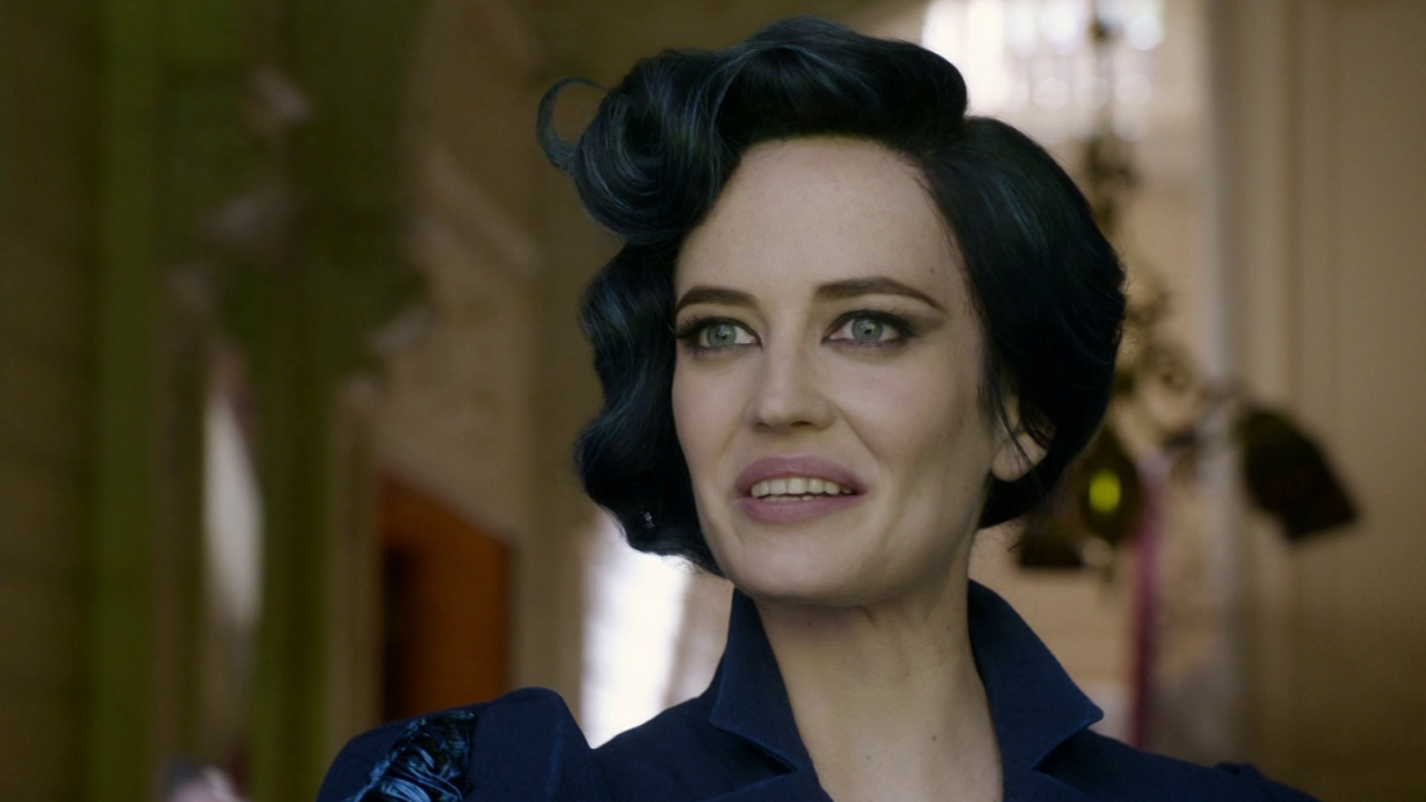 Miss Peregrine's Home For Peculiar Children (Trailer 1)