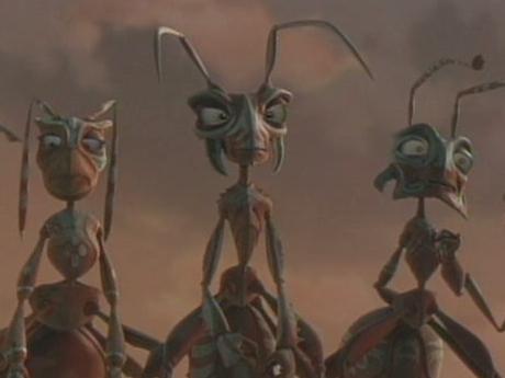 Ant Bully Scene: I've Got An Idea