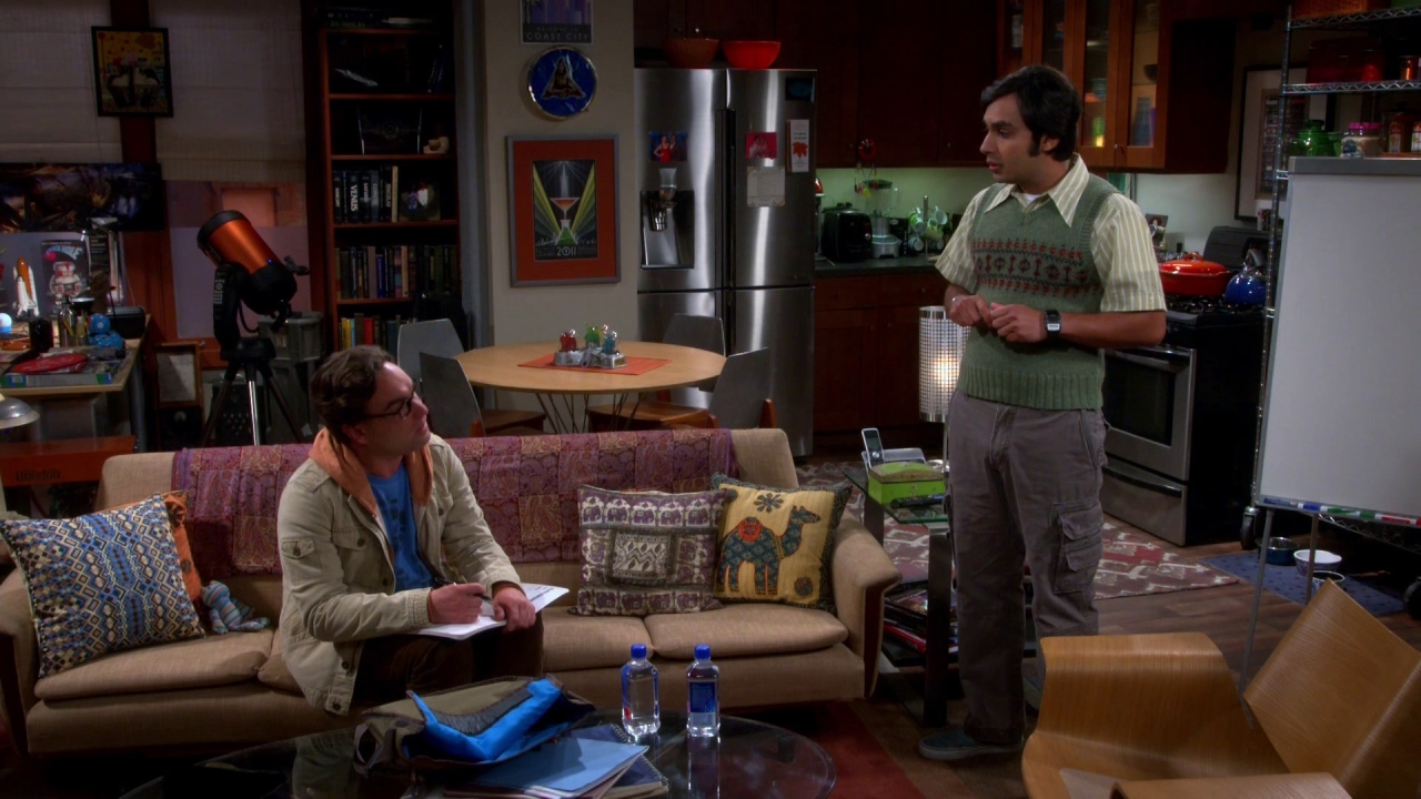 The Big Bang Theory: Thanks For Coming Over