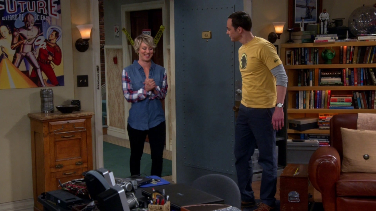 The Big Bang Theory: The Communication Deterioration
