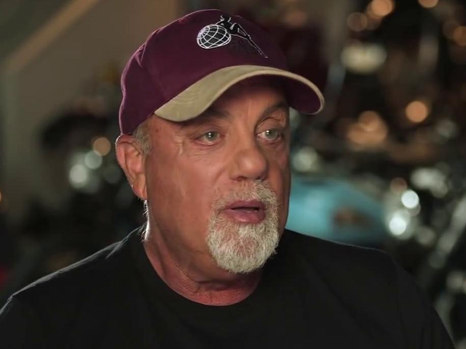 Billy Joel: A Matter Of Trust: The Bridge To Russia