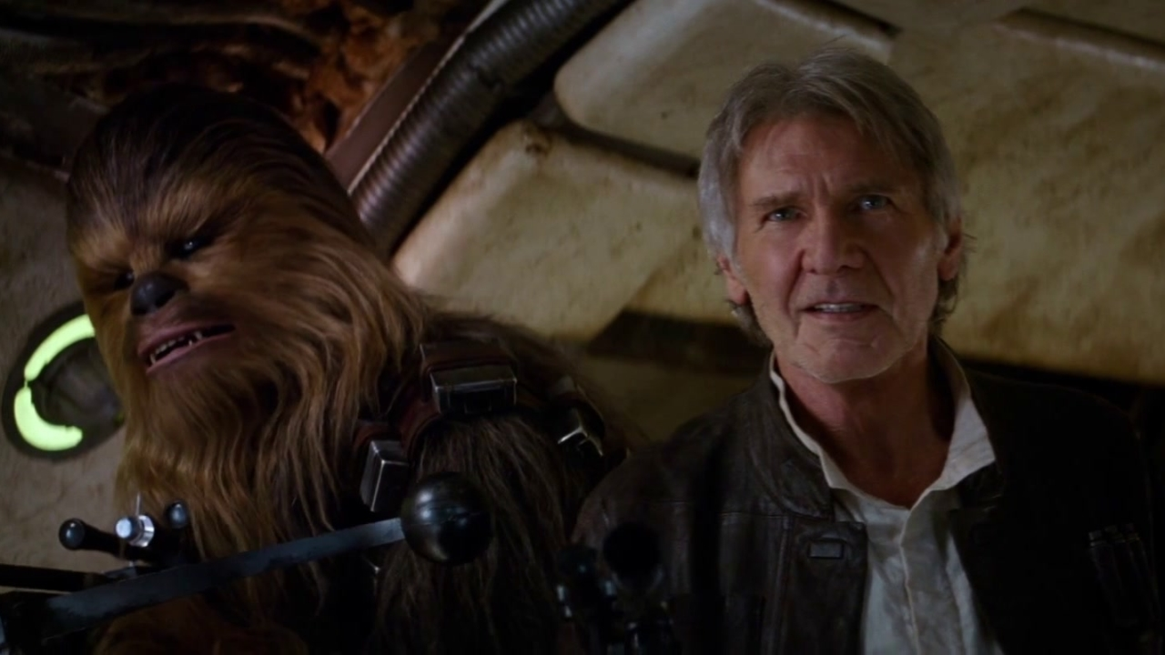 Star Wars: The Force Awakens (Trailer 2)