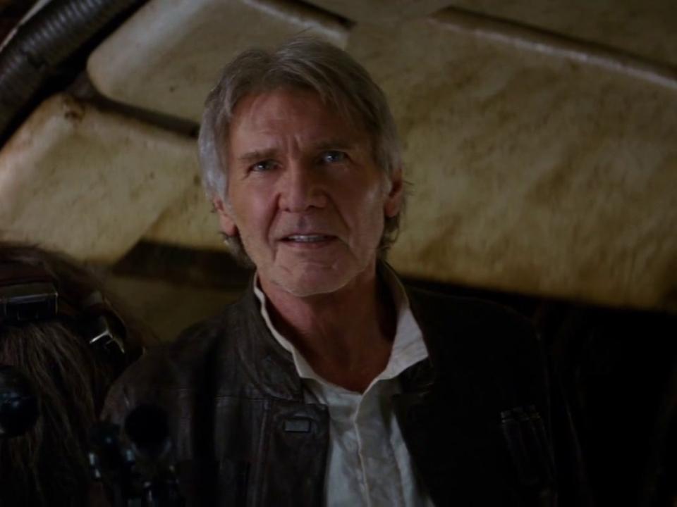 Star Wars: The Force Awakens (Trailer 2)