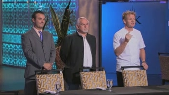 Hell's Kitchen: 15 Minutes To Go