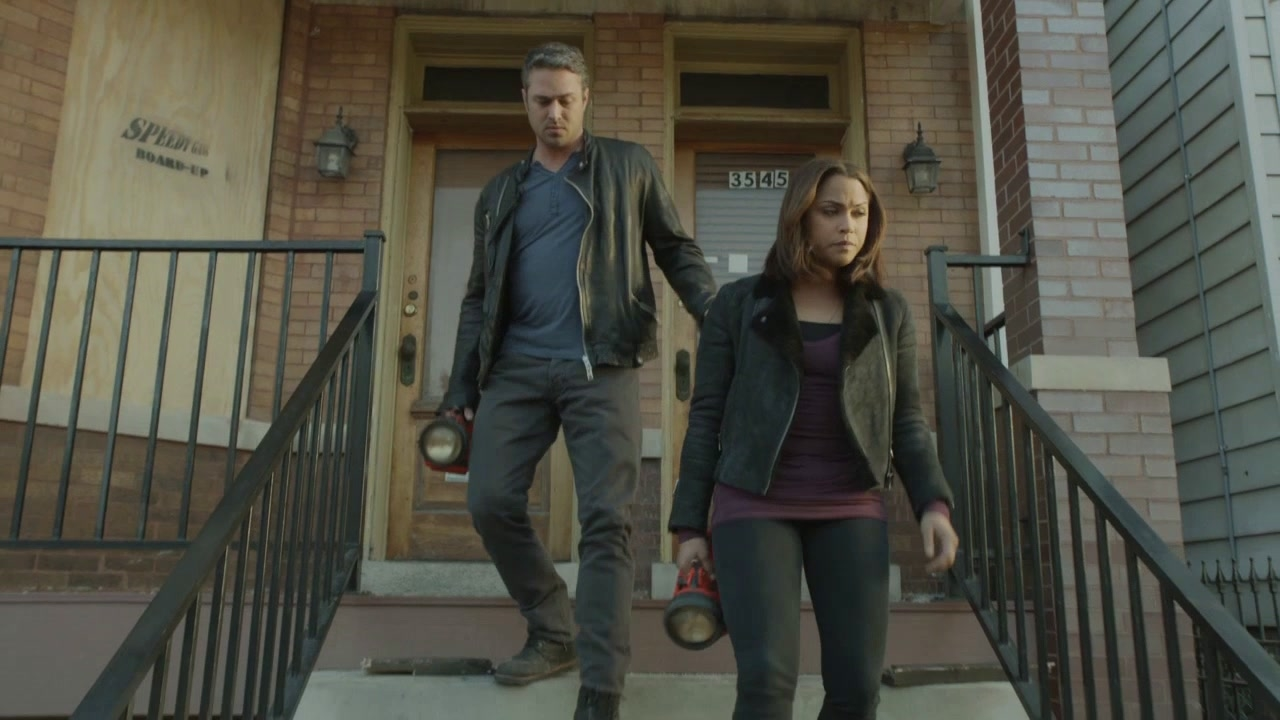 Chicago Fire: Burnt Rubber?