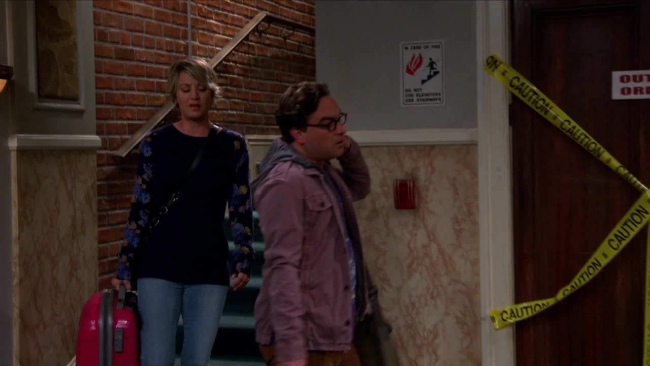The Big Bang Theory: How'd You Get Ready So Fast?