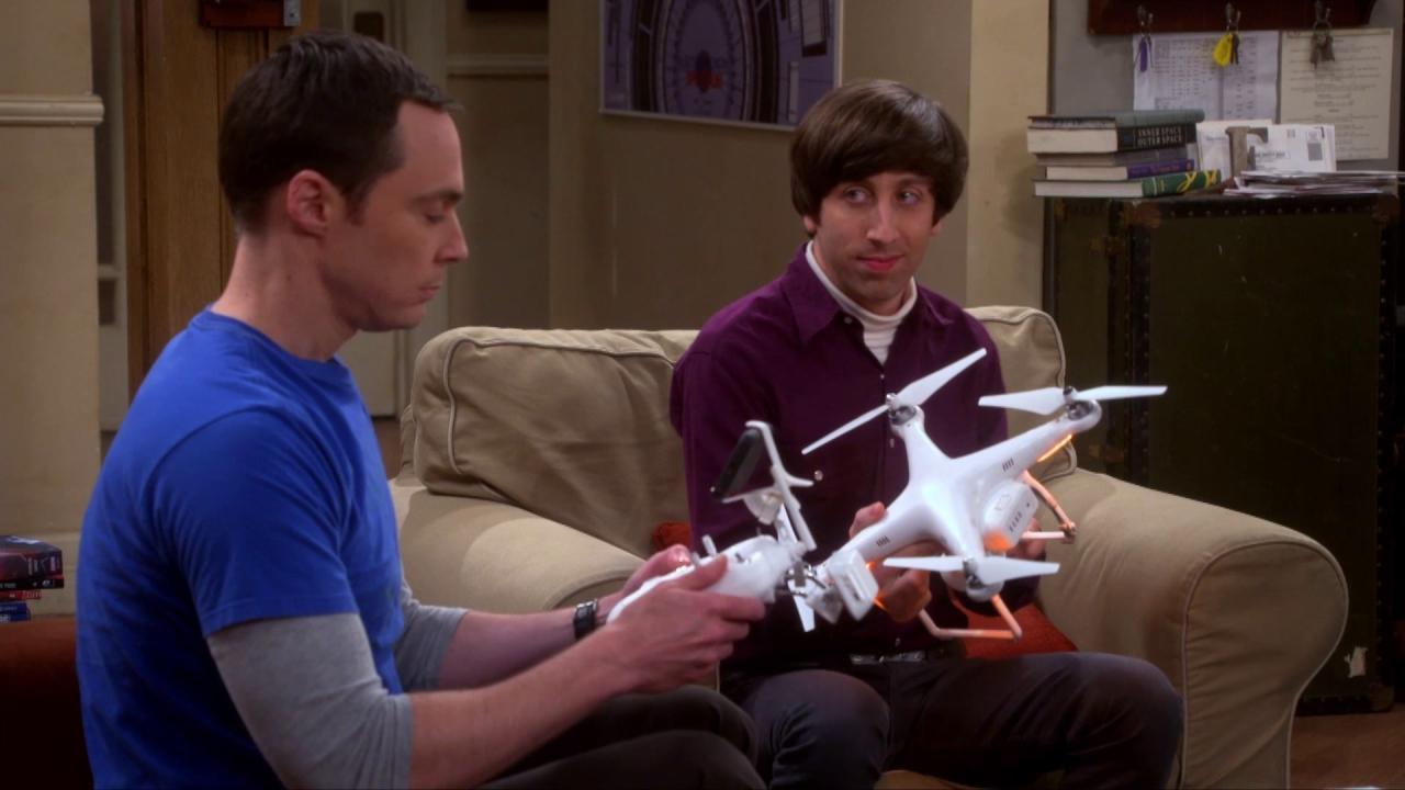 The Big Bang Theory: I Look Sad