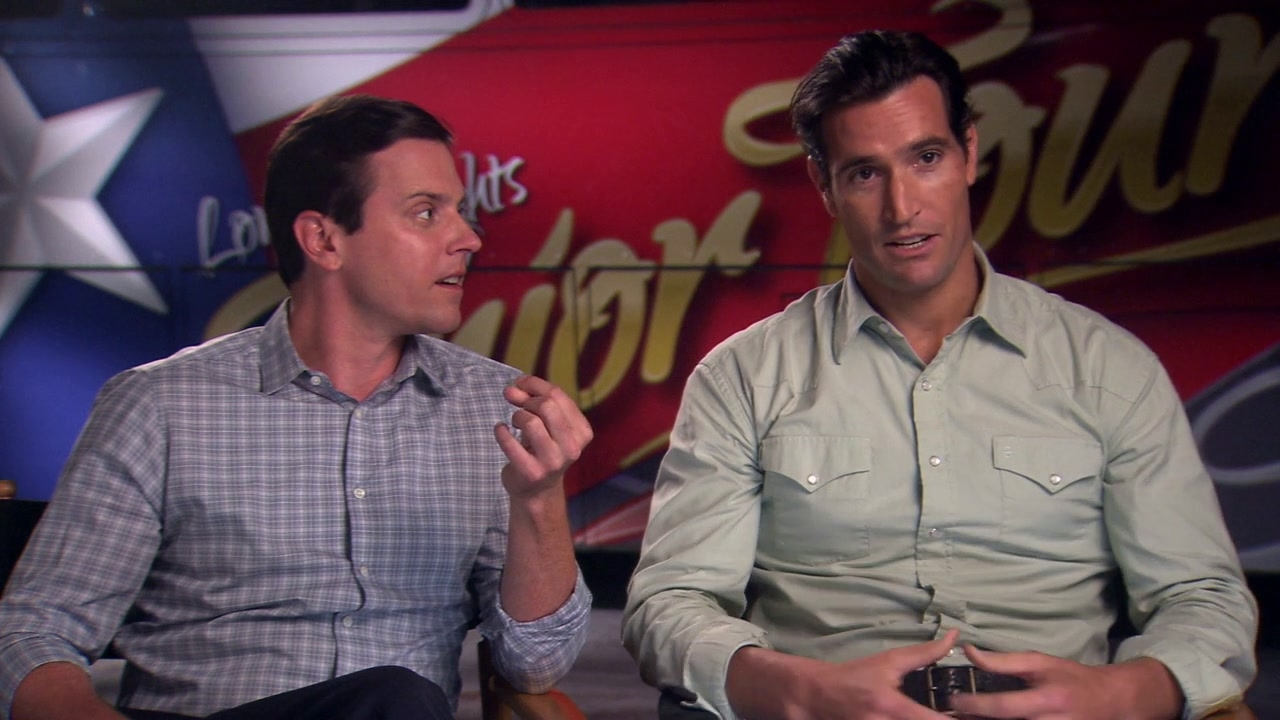 Hot Pursuit: Matthew Del Negro & Michael Mosley On How Their Characters Are Introduced In The Film
