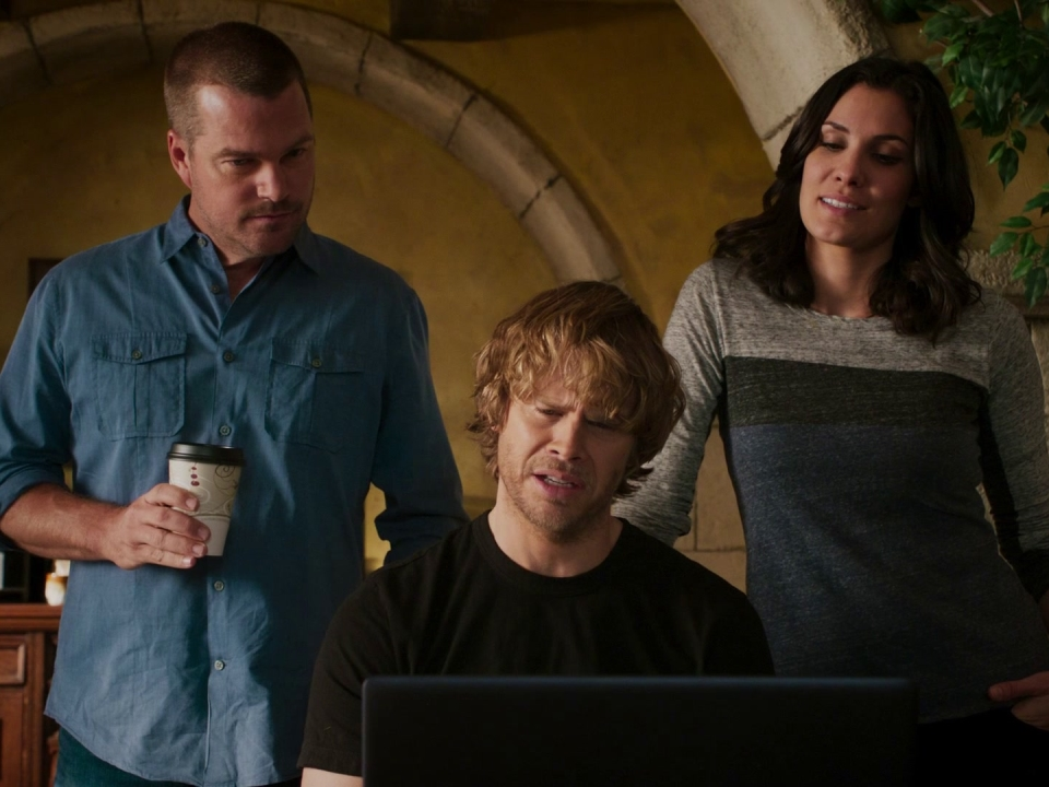 Ncis: Los Angeles: Alright This Is It