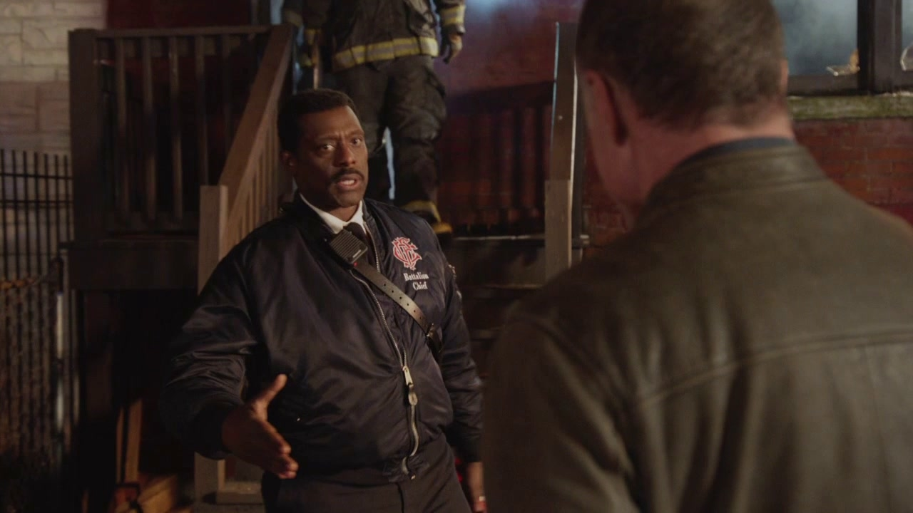 Chicago Pd: Another Fire