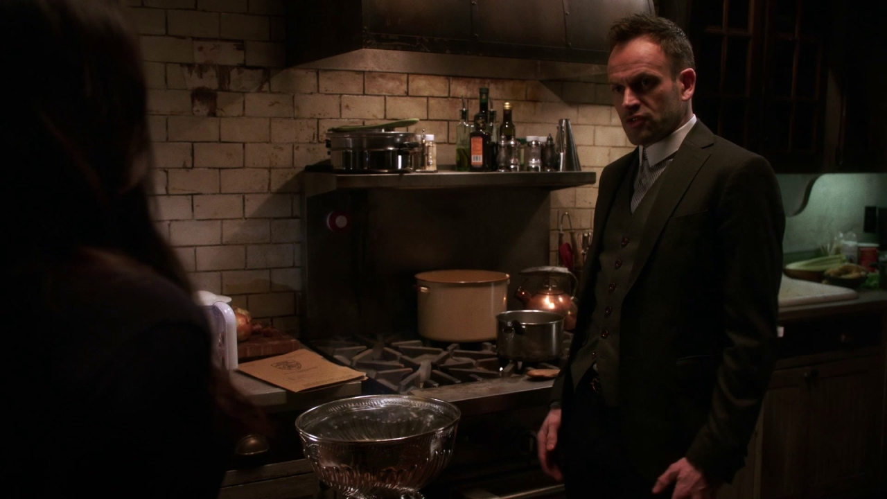 Elementary: What Are You Doing?