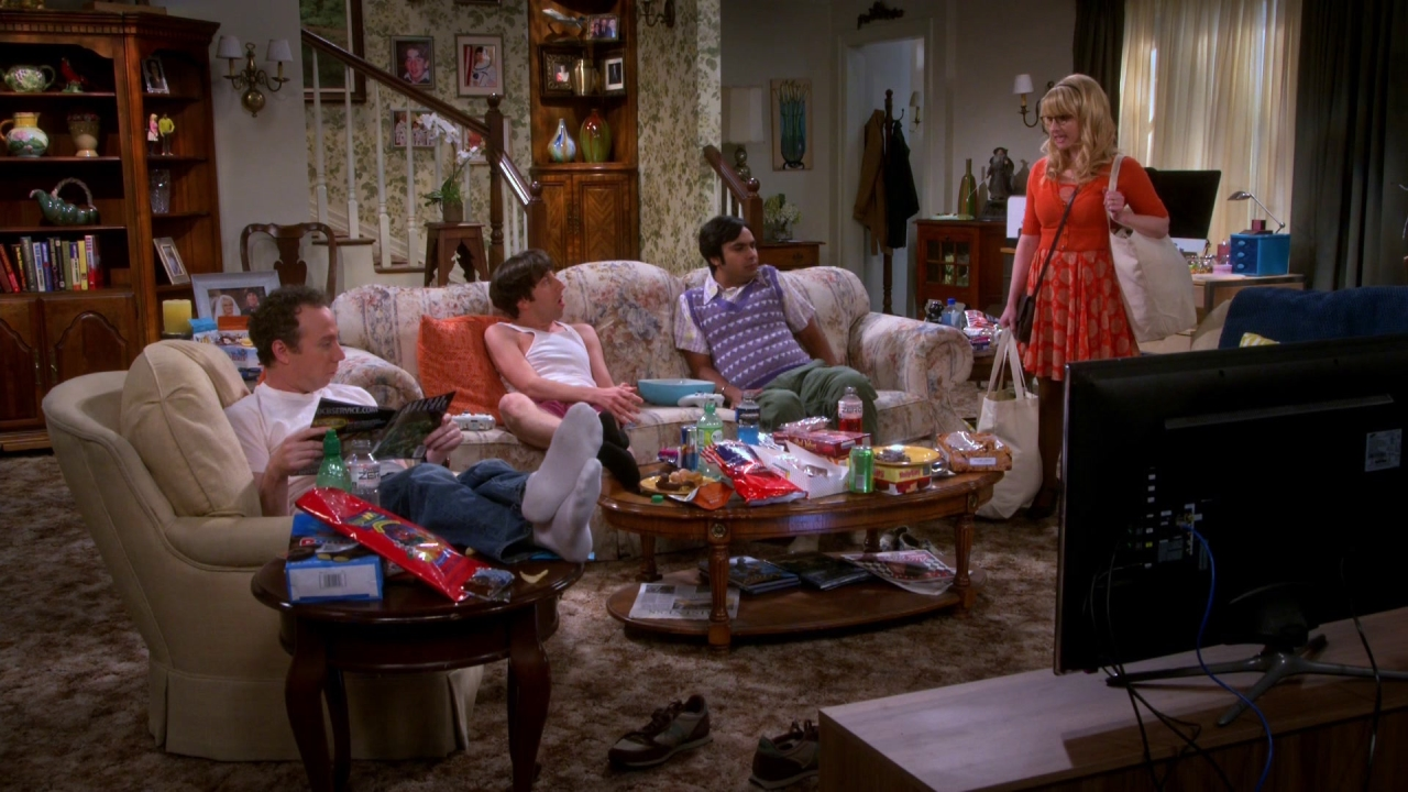The Big Bang Theory: The Maternal Combustion