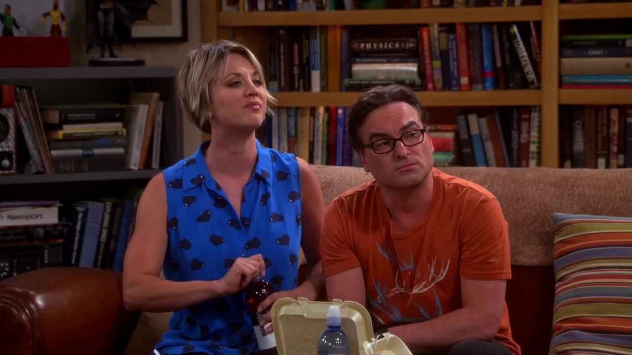 The Big Bang Theory: Your Mom