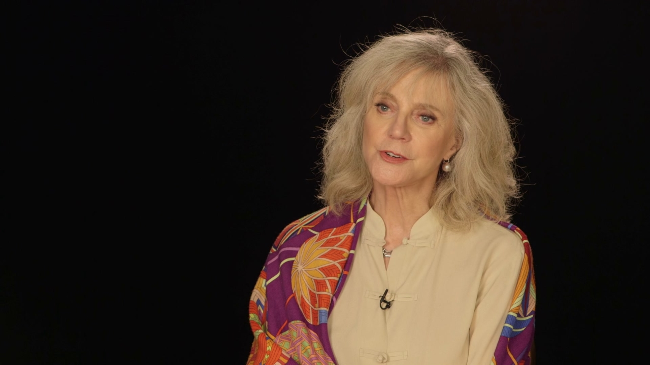 I'll See You In My Dreams: Blythe Danner On What Attracted Her To Her Character