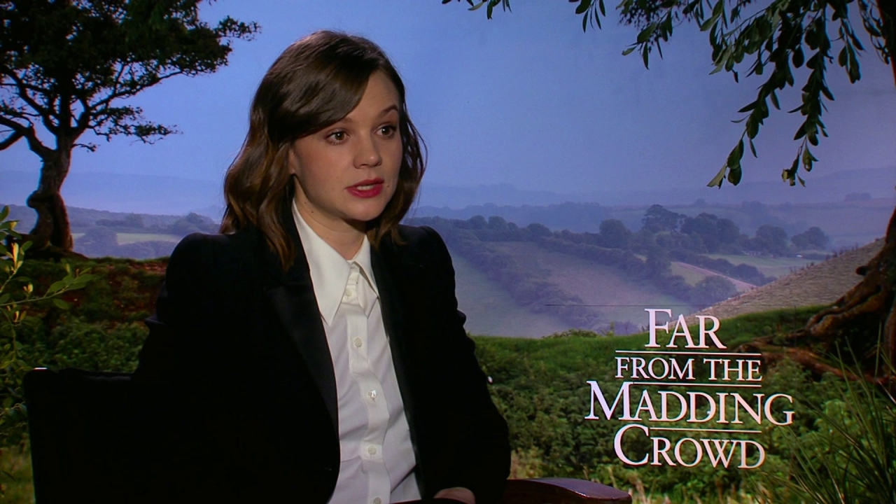 Far From The Madding Crowd: Carey Mulligan On Her Character