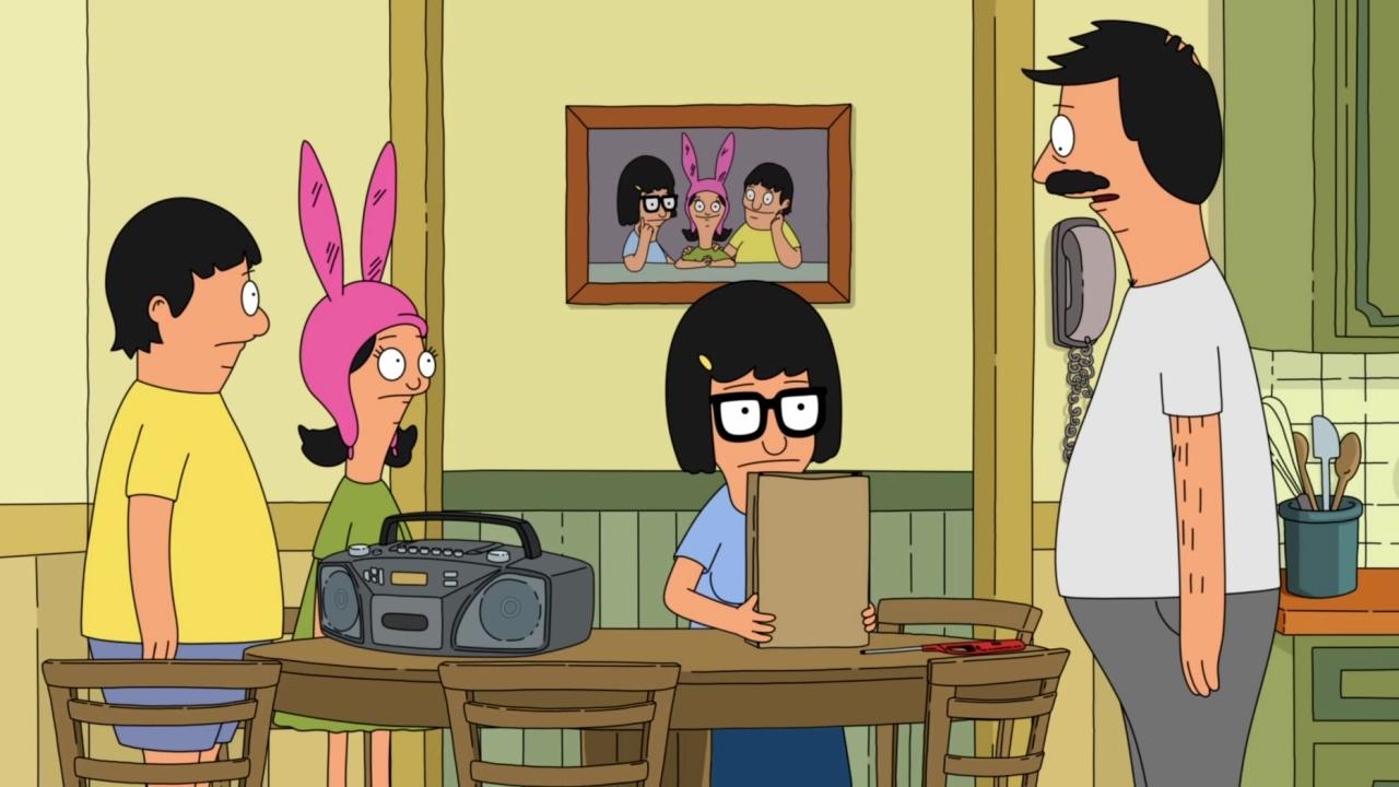 Bob's Burgers: Eat, Spray, Linda