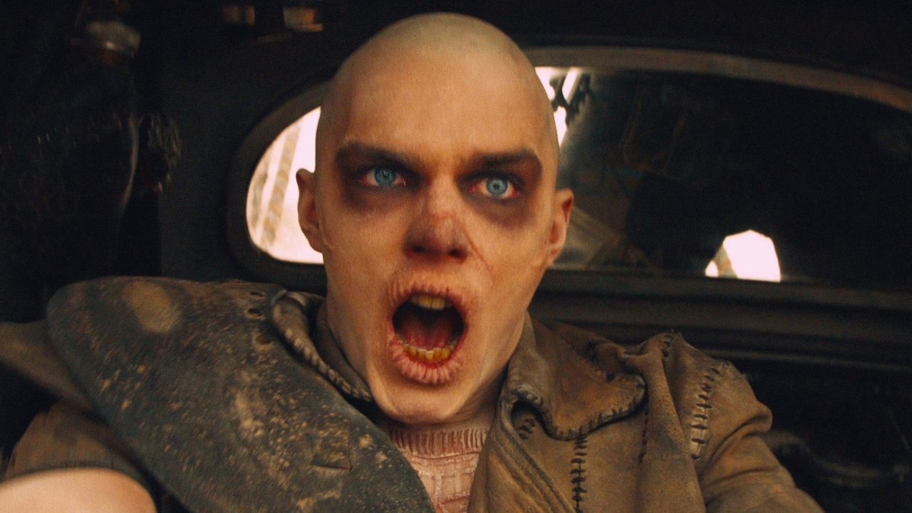 Mad Max: Fury Road: He Looked At Me