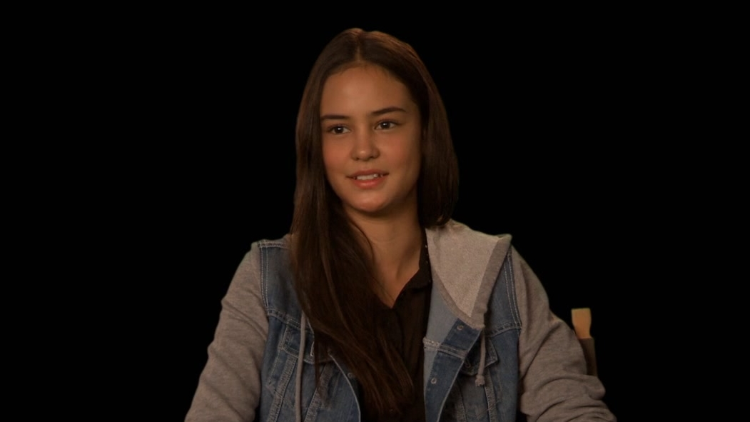 Mad Max: Fury Road: Courtney Eaton On Her Character