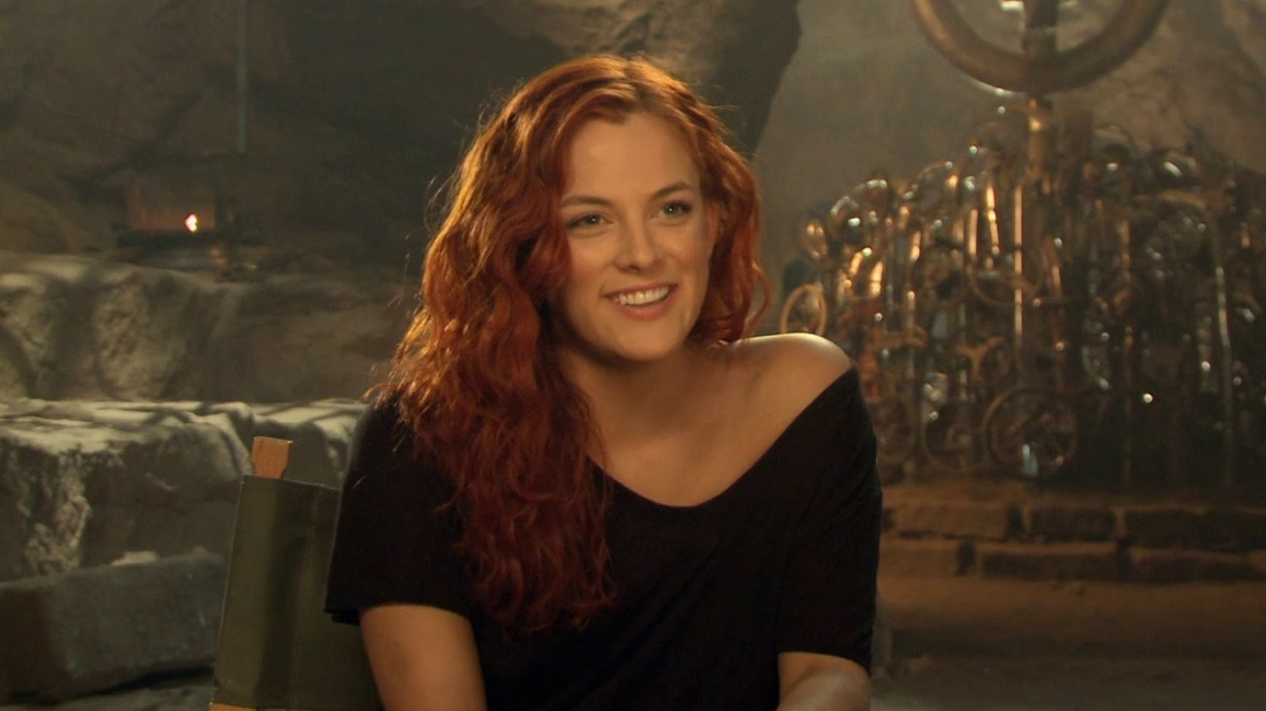 Mad Max: Fury Road: Riley Keough On Her Character