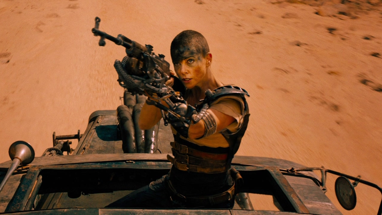 Mad Max: Fury Road: Attacked