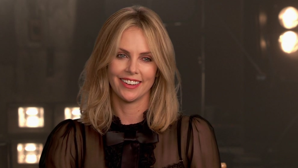 Mad Max: Fury Road: Charlize Theron On Her Excitement To Work With George Miller