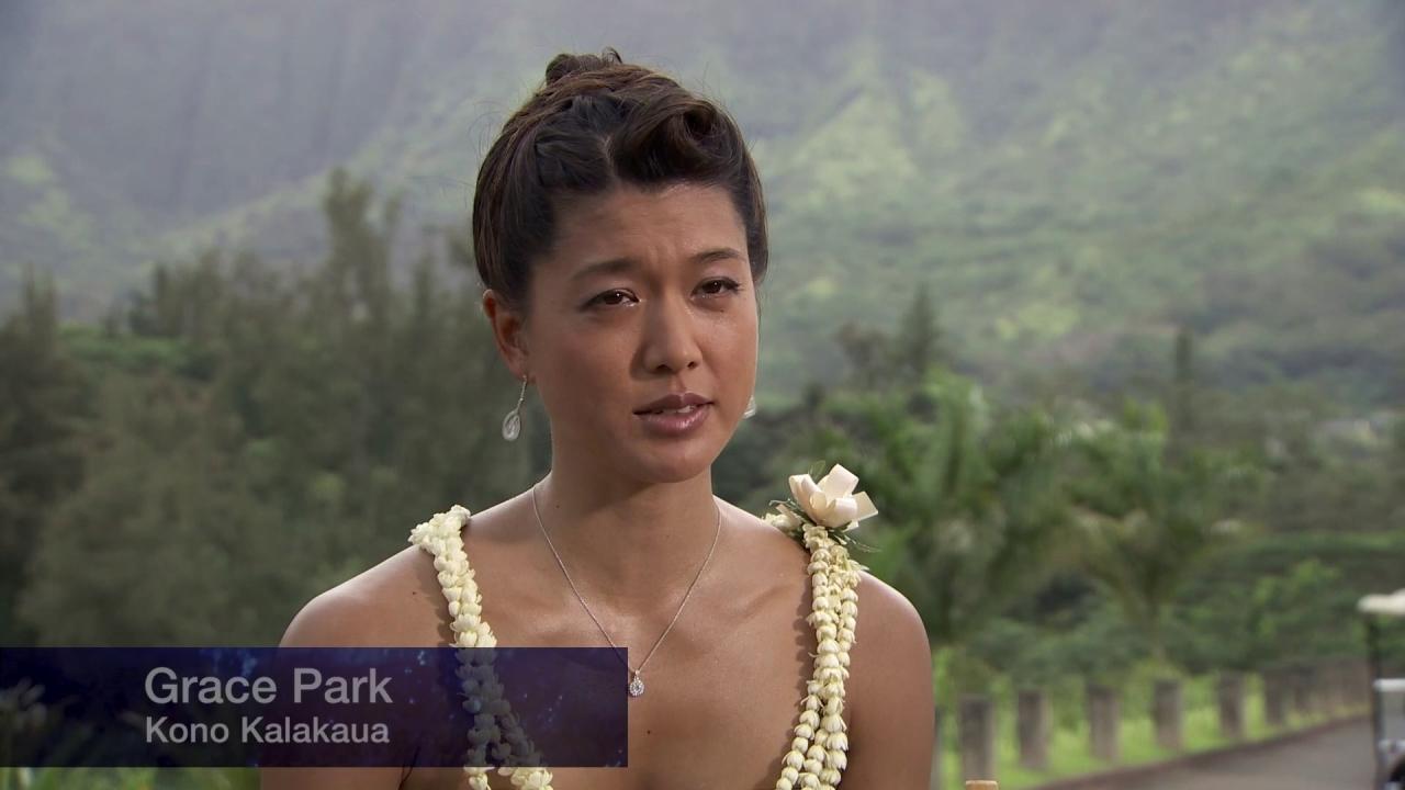 Hawaii Five-0: Mo'o 'Olelo Pu
