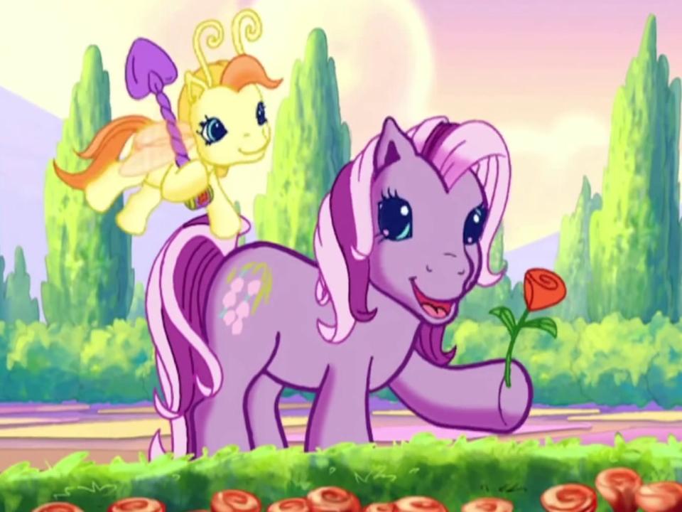 My Little Pony: The Princess Promenade: Friendship