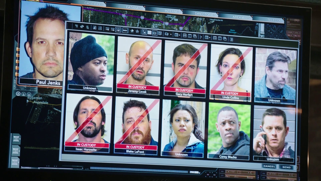Ncis: New Orleans: Federal Marshal Service