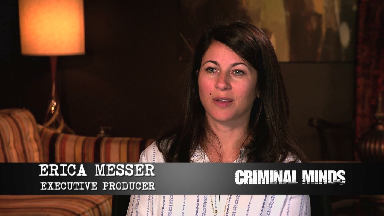 Criminal Minds: Erica Messer