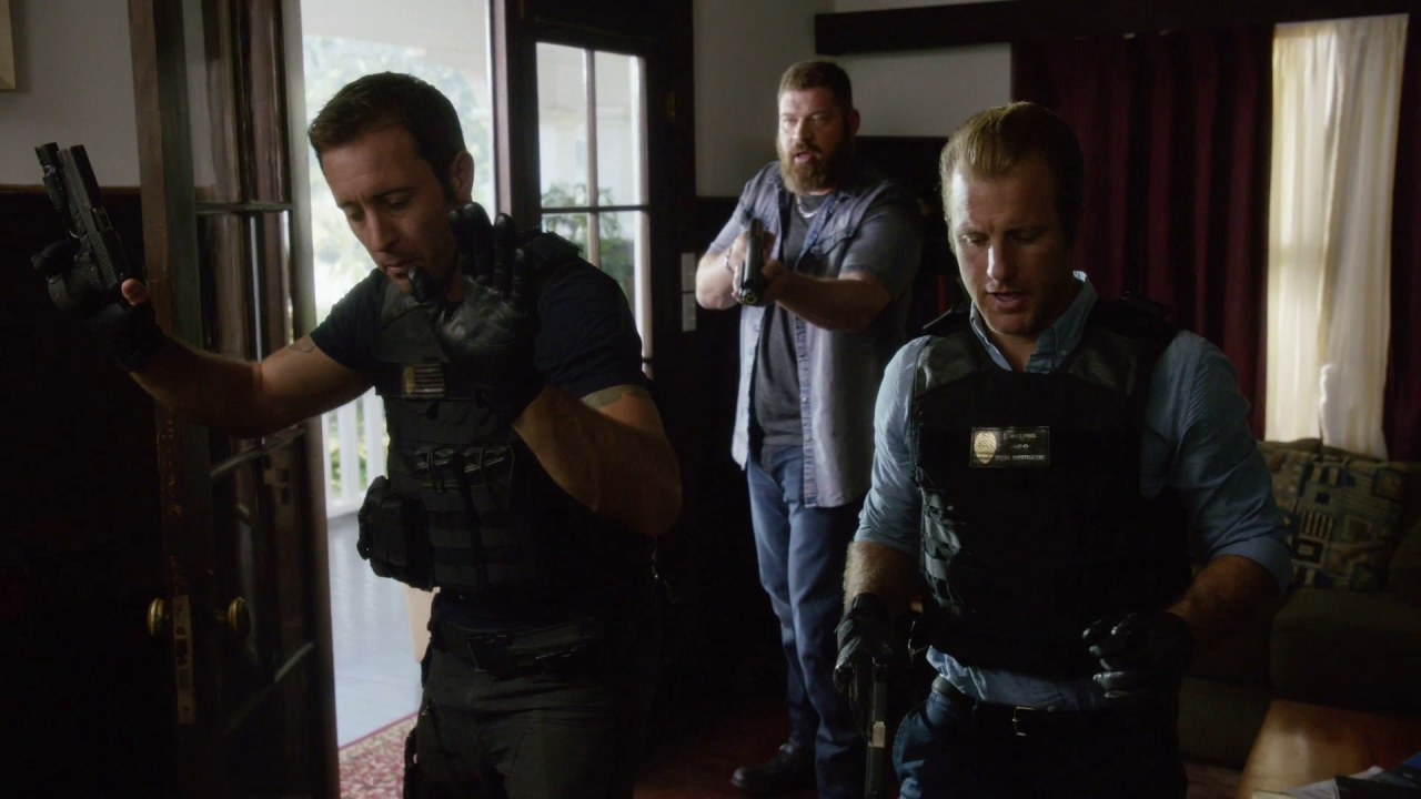 Hawaii Five-0: Luapo'i