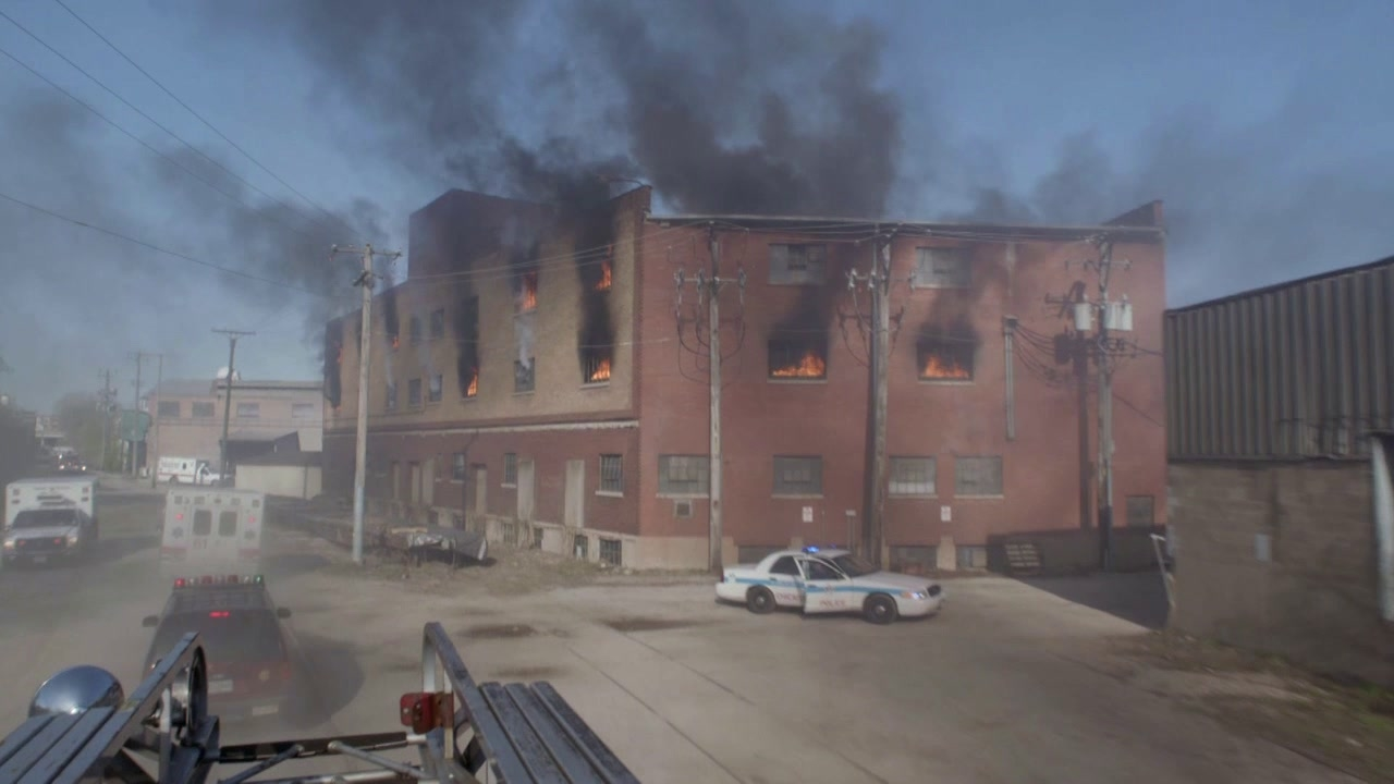 Chicago Fire: Did You Evacuate?