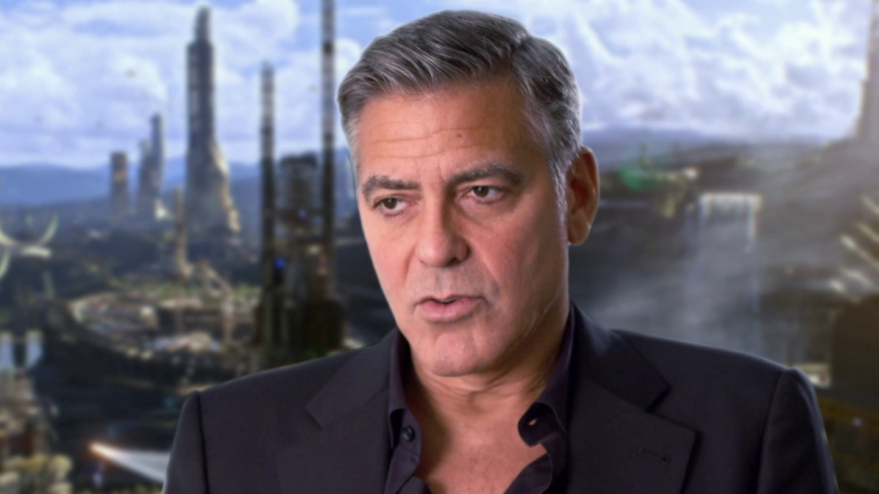 Tomorrowland: George Clooney On What Tomorrowland Was Supposed To Be