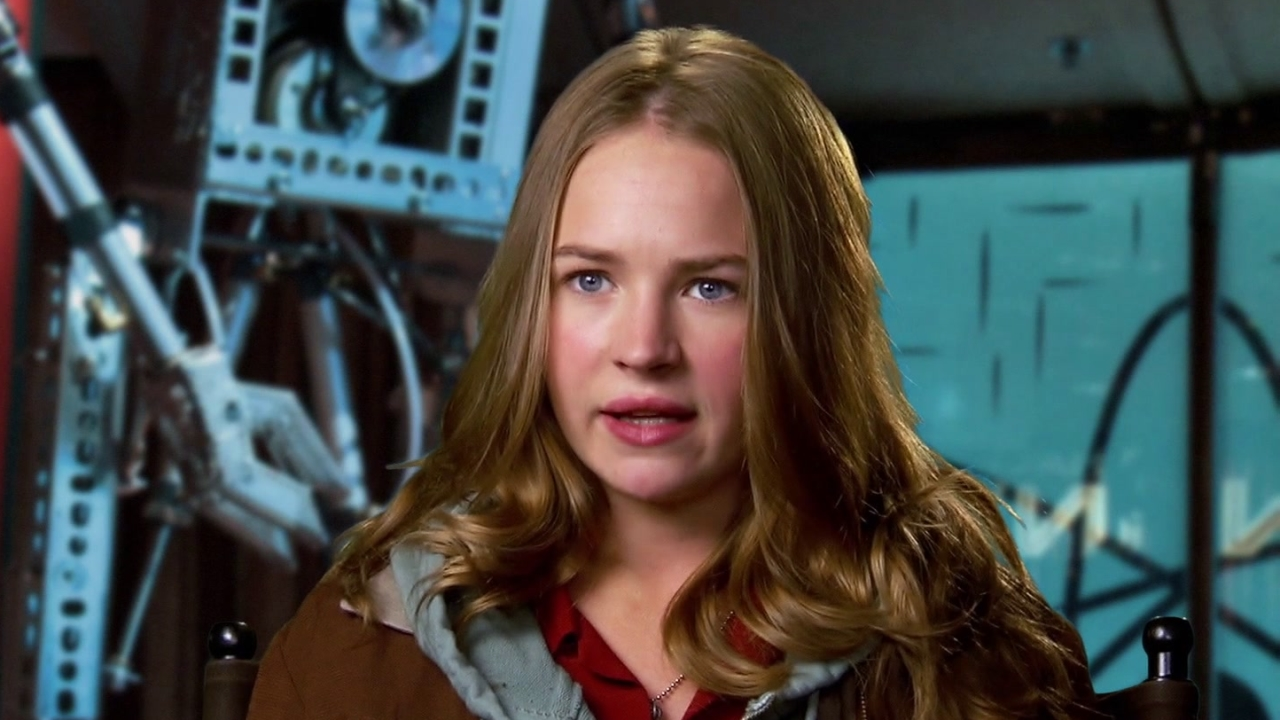 Tomorrowland: Britt Robertson On Her Character