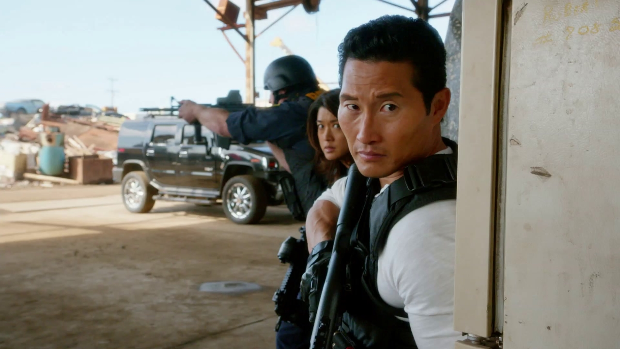 Hawaii Five-0: Move In