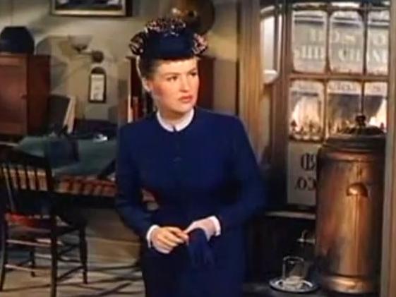 The Shocking Miss Pilgrim: Just As Efficient