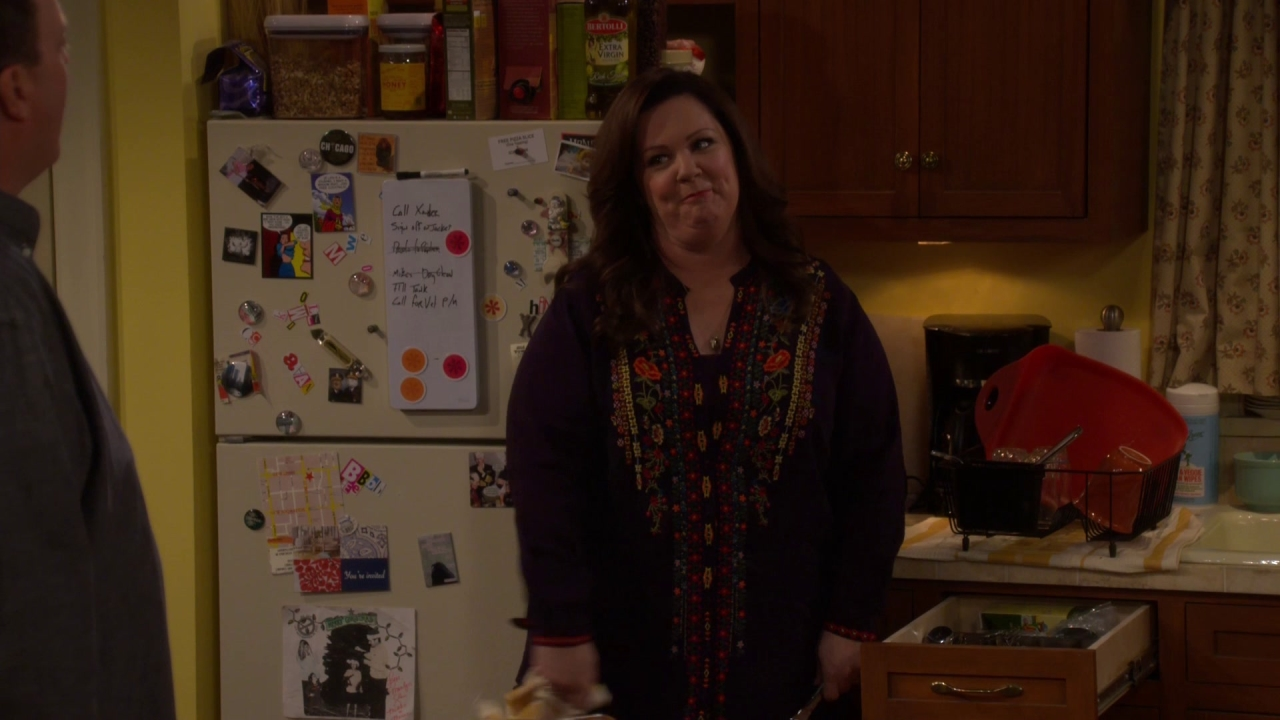 Mike & Molly: The Bitter Man And The Sea