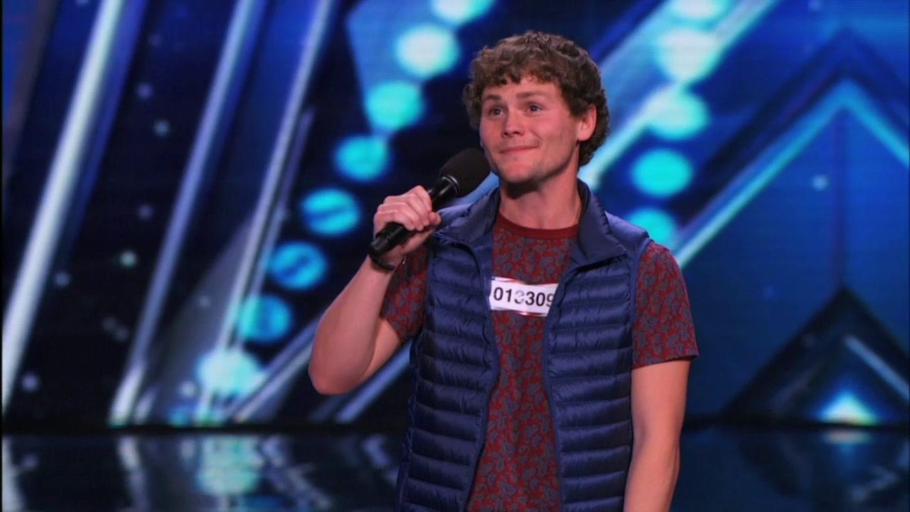 America's Got Talent: Drew Lynch
